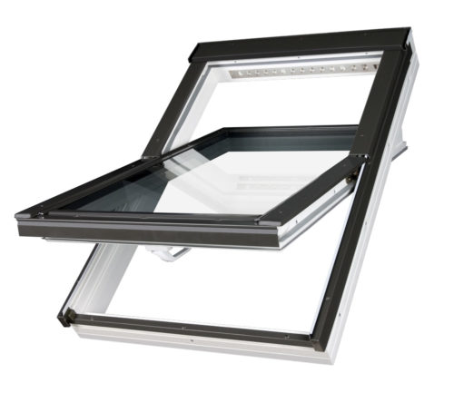 okno dachowe obrotowe fakro