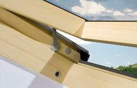 ZBB - Okno dachowe obrotowe PTP-V U3 Fakro