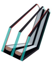 pakiet szybowy fakro u4 - Okno dachowe obrotowe FTP-V U4 Top-Safe