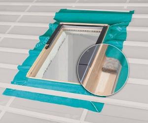 xdp - Okno dachowe obrotowe PTP-V U3 Fakro