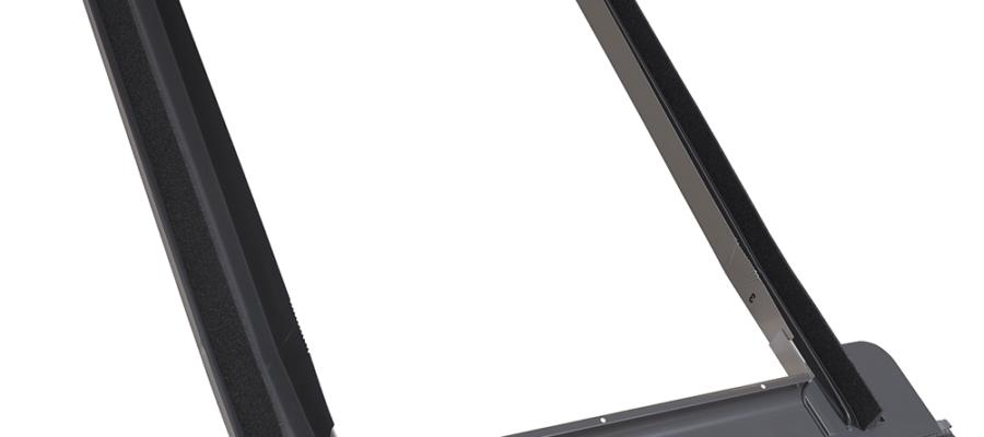 KOŁNIERZ do pokryc profilowanych TFX roofart IFC 900x400 - Okno dachowe obrotowe PCV roofART