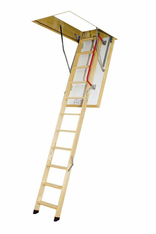 LTK Energy 305 do strychu schody