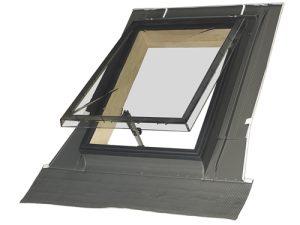wyłaz dachowy okno fakro