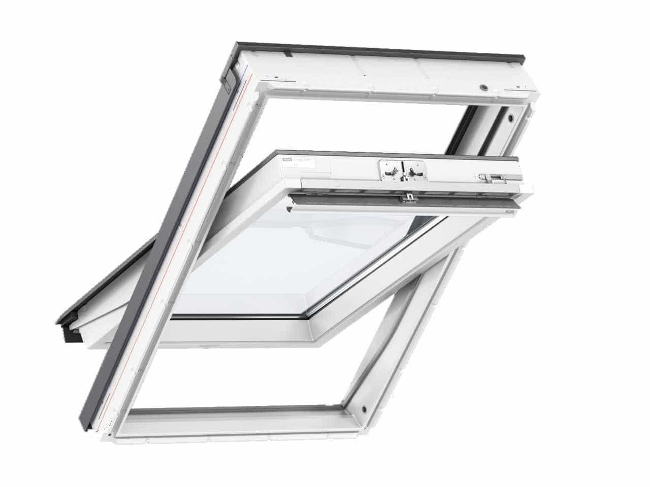 Okno obrotowe GLU 0061 VELUX