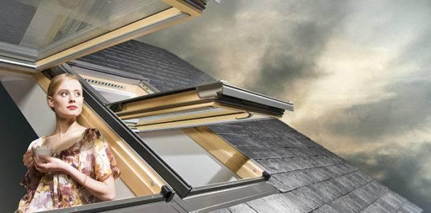 Fakro okno dachowe uchylno-obrotowe