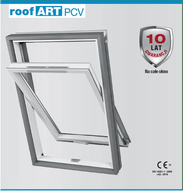pcv1 - Okno dachowe roofart