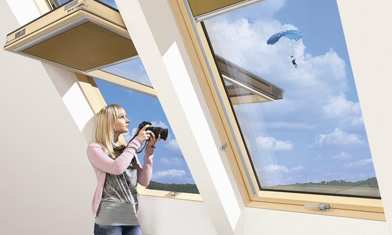 fakro okna o wyzszej osi obrotu