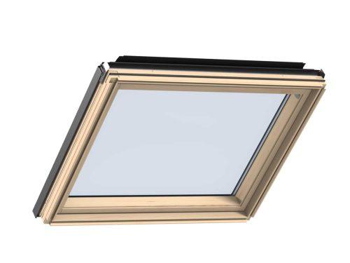 velux drewniane okno kolankowe