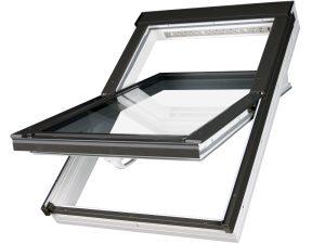 okno na dach obrotowe fakro