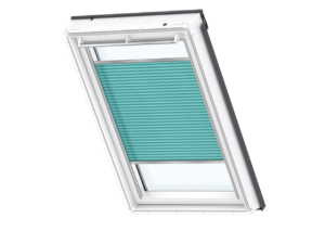 roleta velux okno plisy
