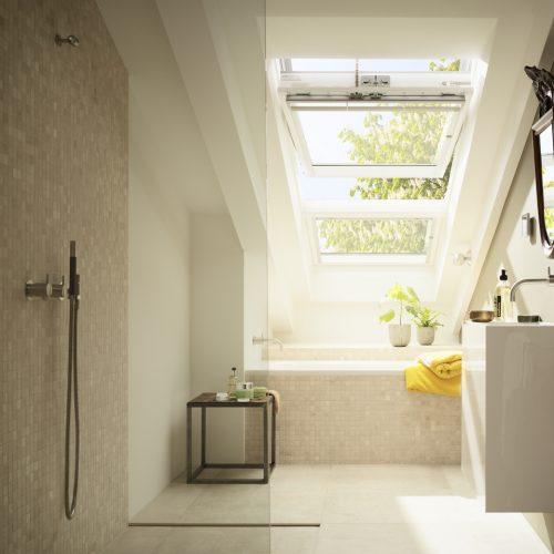 okna połaciowe łazienka 4